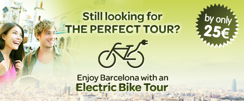 Barcelona e-Bike Tours. Guided electric bike tours of Barcelona