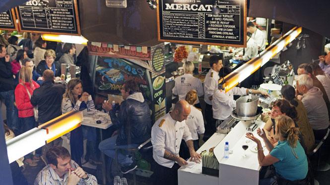 Restaurant Tapas 24 de Barcelona