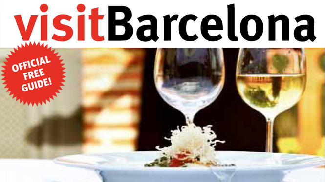 Official Guide of Barcelona