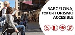 Barcelona, turismo accesible