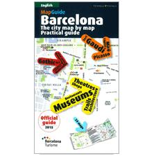 Guía Oficial de Barcelona
