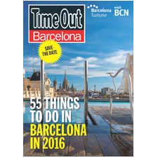 Save the Date Barcelona Time Out 2016