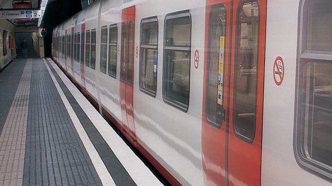 Metro, FGC y Tranvía