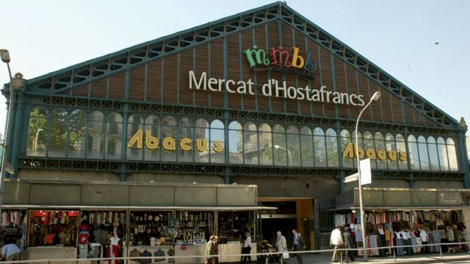 Mercat d'Hostafrancs, Sants-Montjuïc
