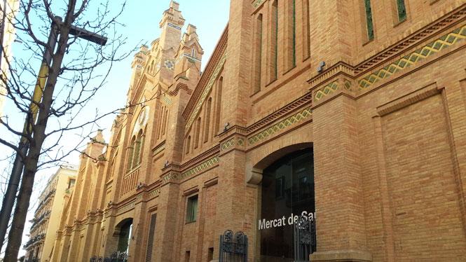 Mercat de Sants, Sants-Montjuïc