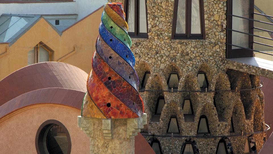 Gaudí Route