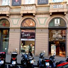 Puntos de informaci n tur stica visit barcelona for Oficina de turismo barcelona