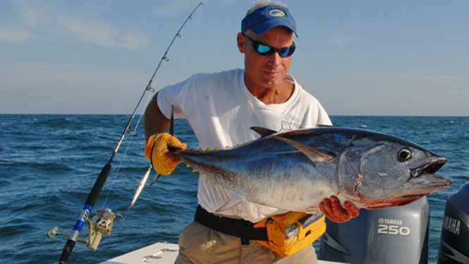 Pesca por el Mediterráneo
