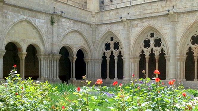 Desconecta en el Monasterio de Poblet