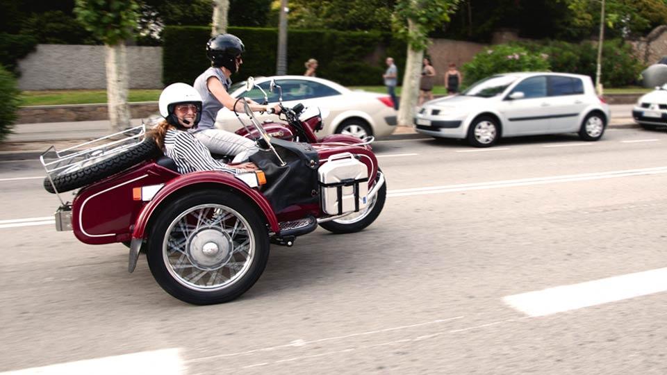 Sidecar & Tapas Tour