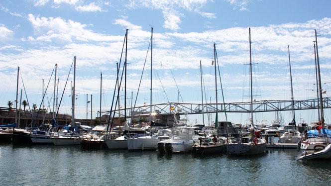 Puertos deportivos y marinas