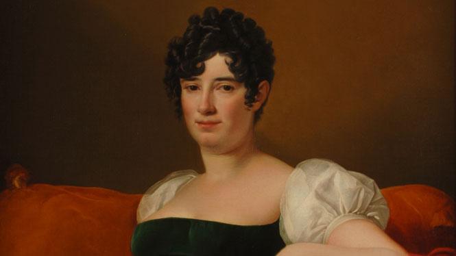 José de Madrazo. 'Marquesa de Branciforte' (1812-1813)