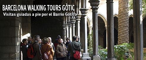 Barcelona Walking Tours Gòtic