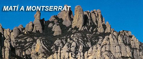 Excursió de matí a Montserrat
