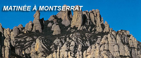 Excursion à Montserrat du matin