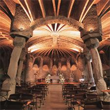 Gaudí Crypt - Colonia Güell