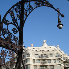 Matí a Barcelona