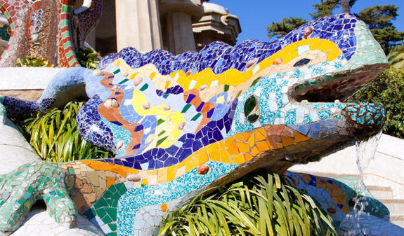 Guided Tour Park Güell
