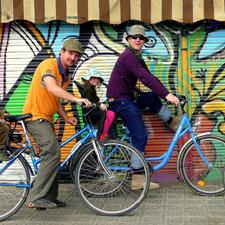 Montjuïc Bike Tour