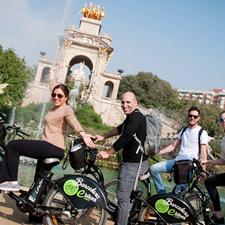 Barcelona ebikes