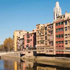 Figueres, Dalí i Girona
