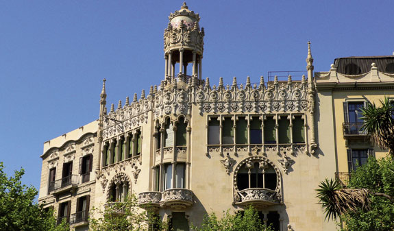 Barcelona Walking Tours Modernisme