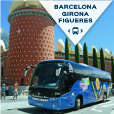 Unlimited travel card in Girona-Figueres