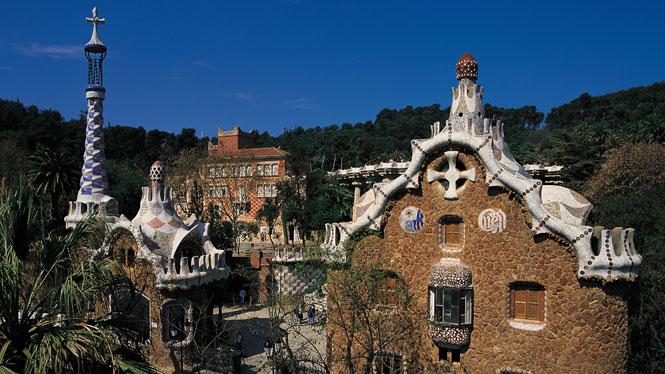 MUHBA - Museu d'Història de Barcelona - Park Güell