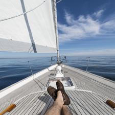 Barcelona historic yacht tour
