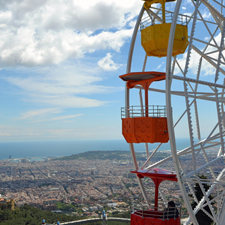 Tibidabo Panoramic