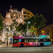 Barcelona Bus Turístic by Night