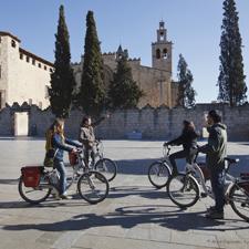 Monasterio de Sant Cugat & E-bike Tour
